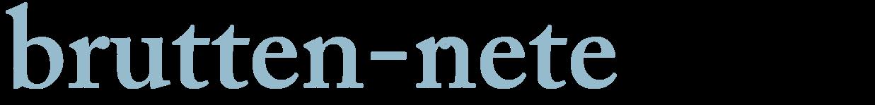 Brütten-nete.net Maas Hesaplama